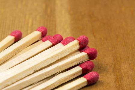 cerillos: Matches Foto de archivo