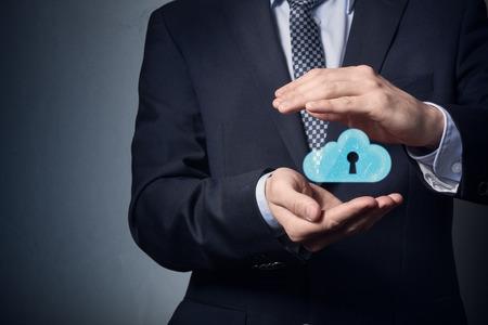 Cronología de datos. Seguridad de los datos personales. Nublado de datos.