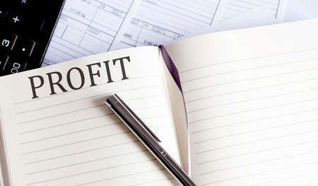 Notebook with Toolls, Notes about PROFIT