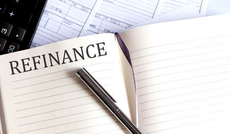 Notebook with Toolls, Notes about REFINANCE
