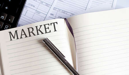 Notebook with Tools, Notes about MARKET