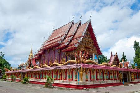Wat Phra Nang Sang Buddhist temple complex