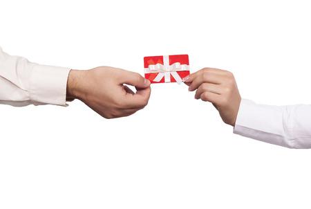 ギフト カードの概念 写真素材 - 25123770