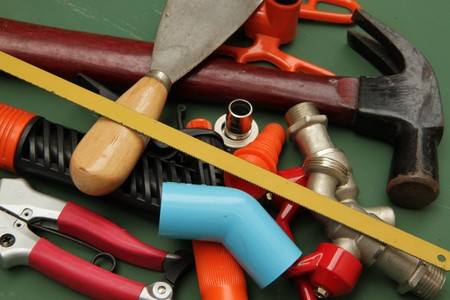 DIY Tools Stock Photo - 7869814