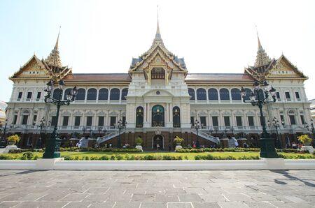 Grand Palace, dem wichtigsten Tourismus-Attraktion in Bangkok, Thailand