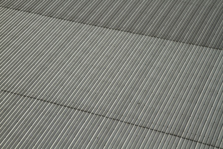 Corrugated metal sheet roof for background oof, rooftop, row, sheet, shingle, texture, wallpa photo