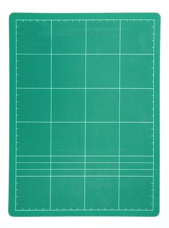 Cutting mat isolated on white background Stock Photo - 13052367