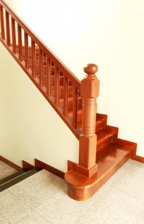 stair: Interieur - Houten trappen en leuning