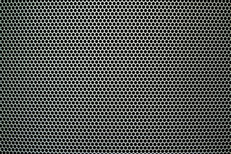 netty: Metal neto textura de fondo sin fisuras