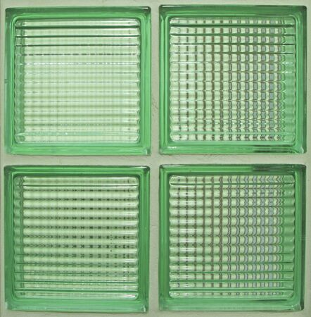 Pattern of glass block photo