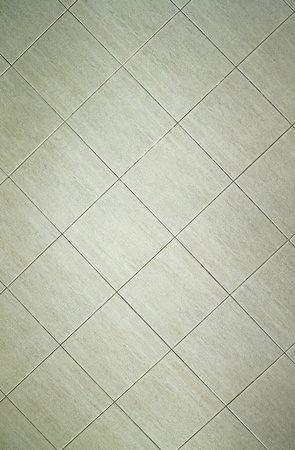 Tiled floor background  photo