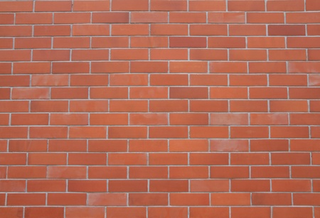 Seamless brick wall background photo