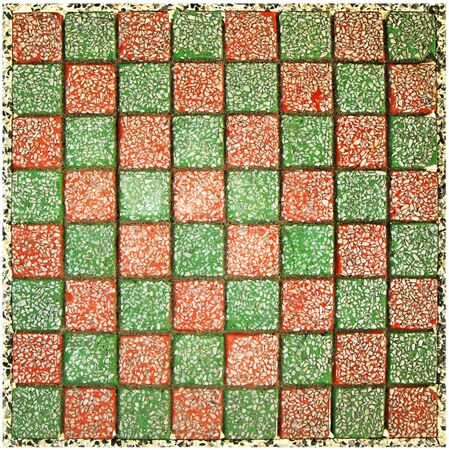 Grunge chess board photo