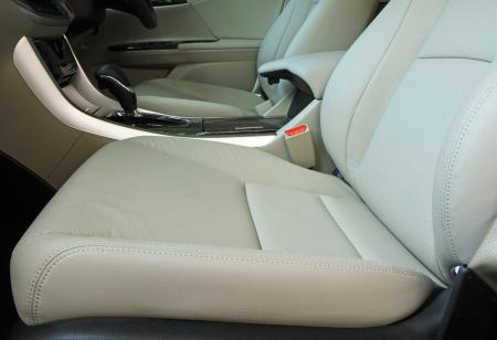 car inside: Car seat