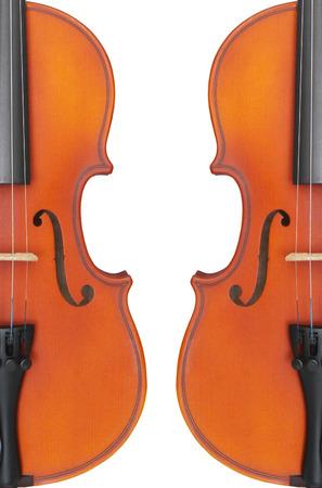 violins: Violins isolated