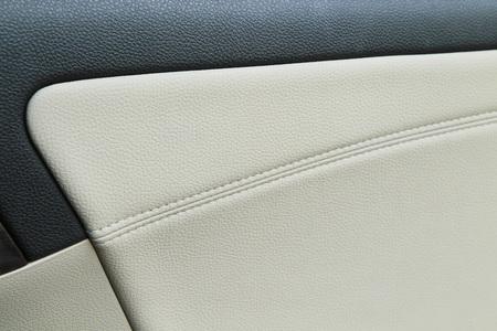 leather: Car interior texture