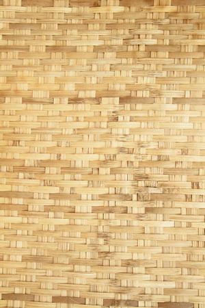 wicker: Mimbre tejido de textura de fondo