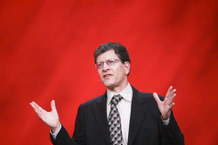 andy: SAN FRANCISCO, CA, SEPT 30, 2012 - Oracle  Senior Vice President Andy Mendelsohn makes speech at Oracle OpenWorld conference in Moscone center on Sept 30, 2012 in San Francisco, CA