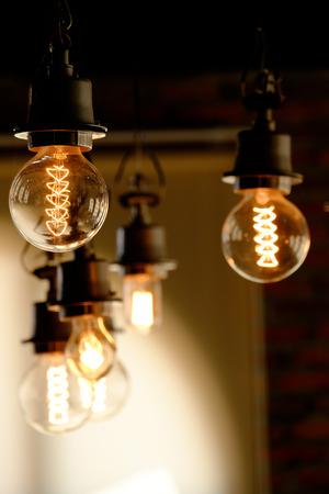 hanging lamp: light bulb hanging lamp