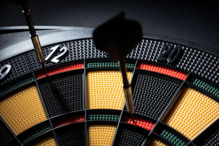 A player manages to finish a 501 in nine darts. Triple 20, triple 19 and double 12