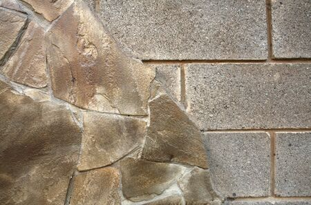 stonework: background stonework