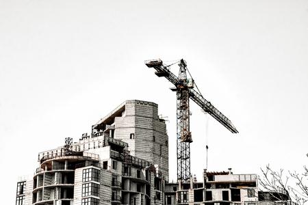 House crane building