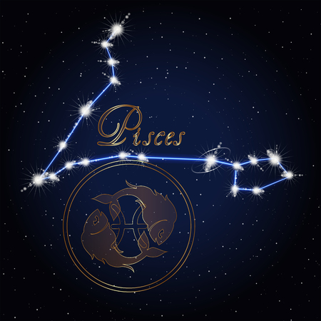Pisces Astrology constellation of the zodiac