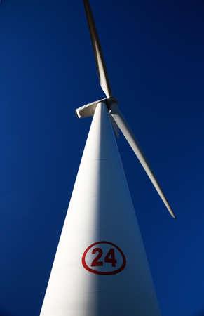 generator: Wind power generator Editorial