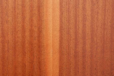 Brown wood texture with transverse fibers from top to bottom Stock fotó