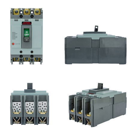 Circuit Breaker of the high voltage, automatic