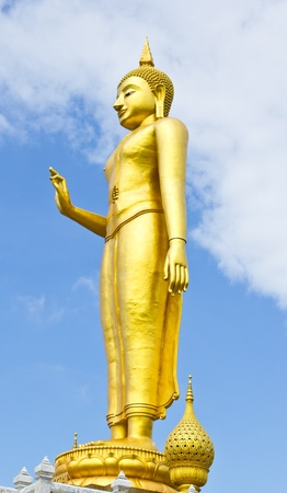 Big Lord Buddha, Hat-Yai, Songkhla, Thailand Stock Photo - 11555260