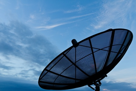 Satellite dish Stock Photo - 11889787