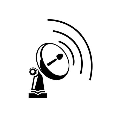 receiver: receiver antenna icon