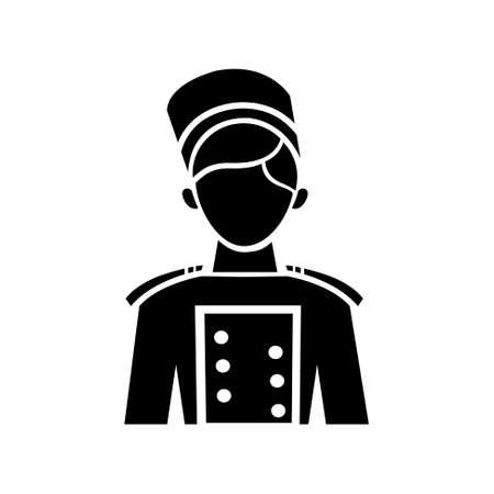 bellboy: bellboy  icon Illustration