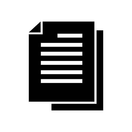 copy: copy file icon Illustration