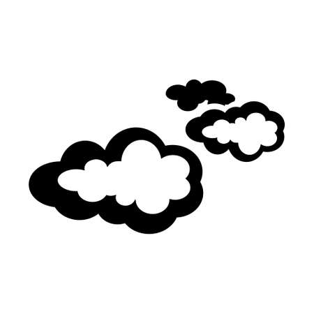fog: Fog And Clouds icon Illustration
