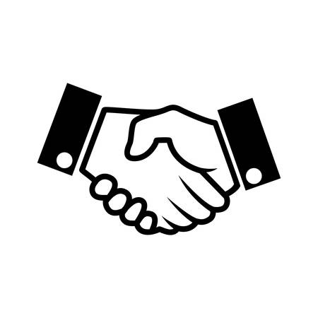 Icône de partenariat Banque d'images - 45754759