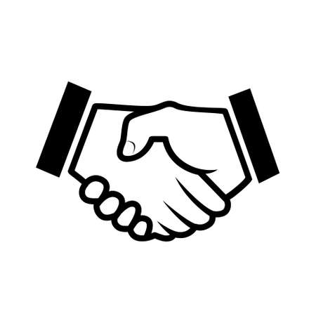 Icône de partenariat Banque d'images - 45755131