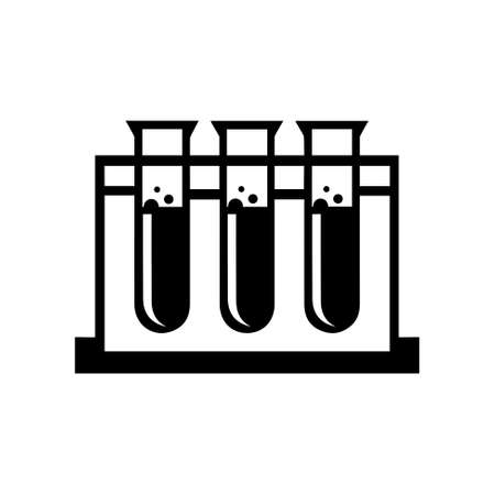laboratory tools: laboratory tools  icon Illustration