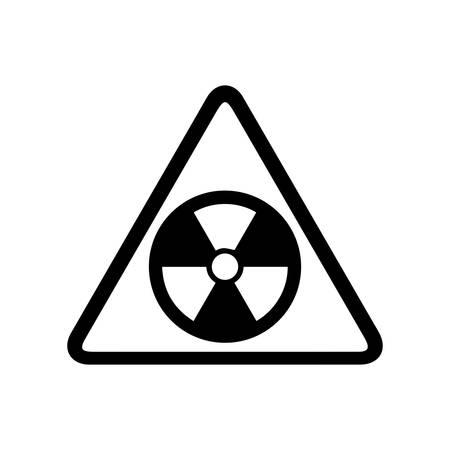 uranium: Radiation Sign icon