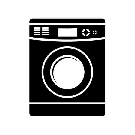 machine à laver: Lave-linge icône
