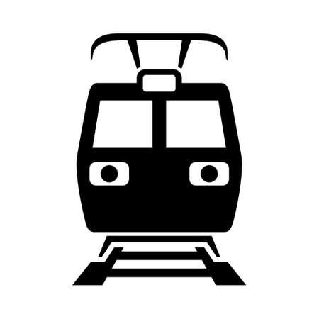 train icone: Gare ic�ne Illustration