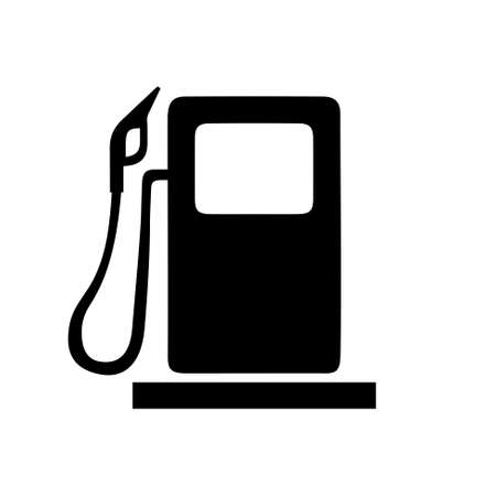gas pump: Gas pump icon