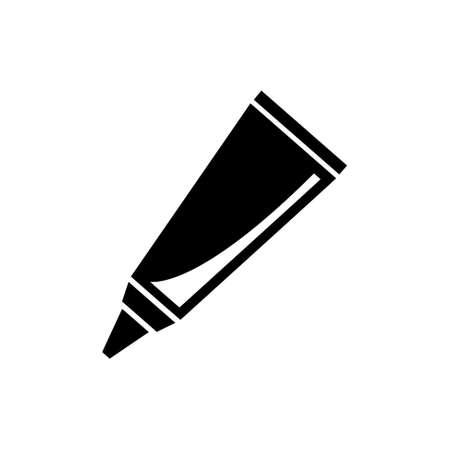 resistol: icono de tubo de pegamento