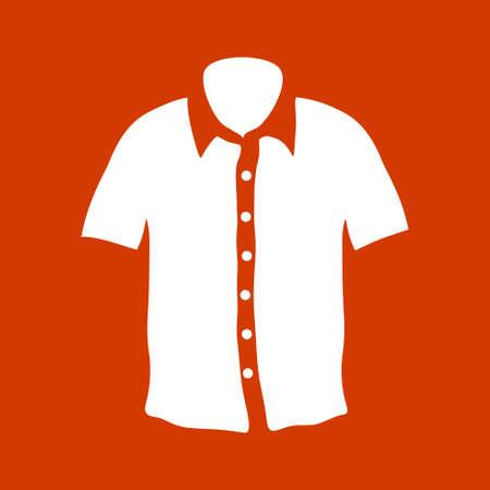 cardigan: men chemise icon