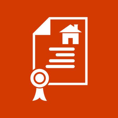 pacto: icono de contrato
