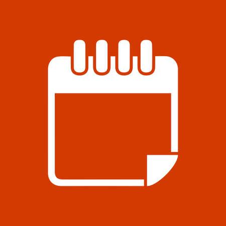 calendar icon: empty calendar icon