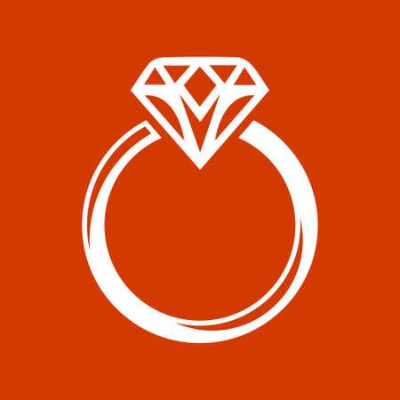 carats: diamond ring  icon