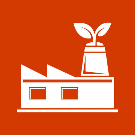 facilities: ECO power plants and facilities Illustration