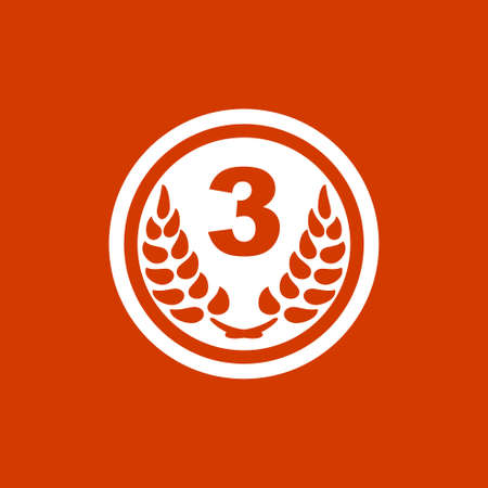 and the third: Third place icon